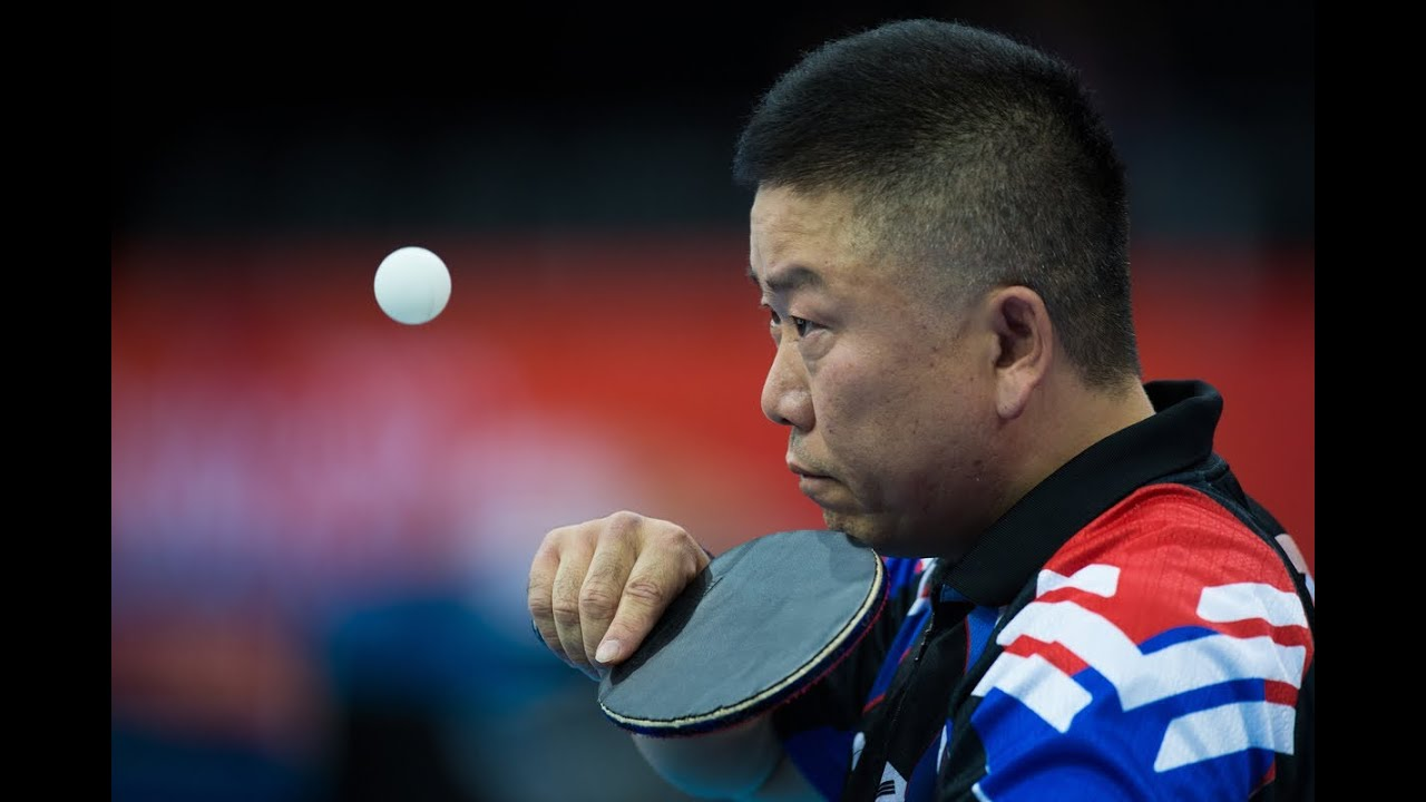 Table tennis highlights at London 2012 Paralympic Games - YouTube