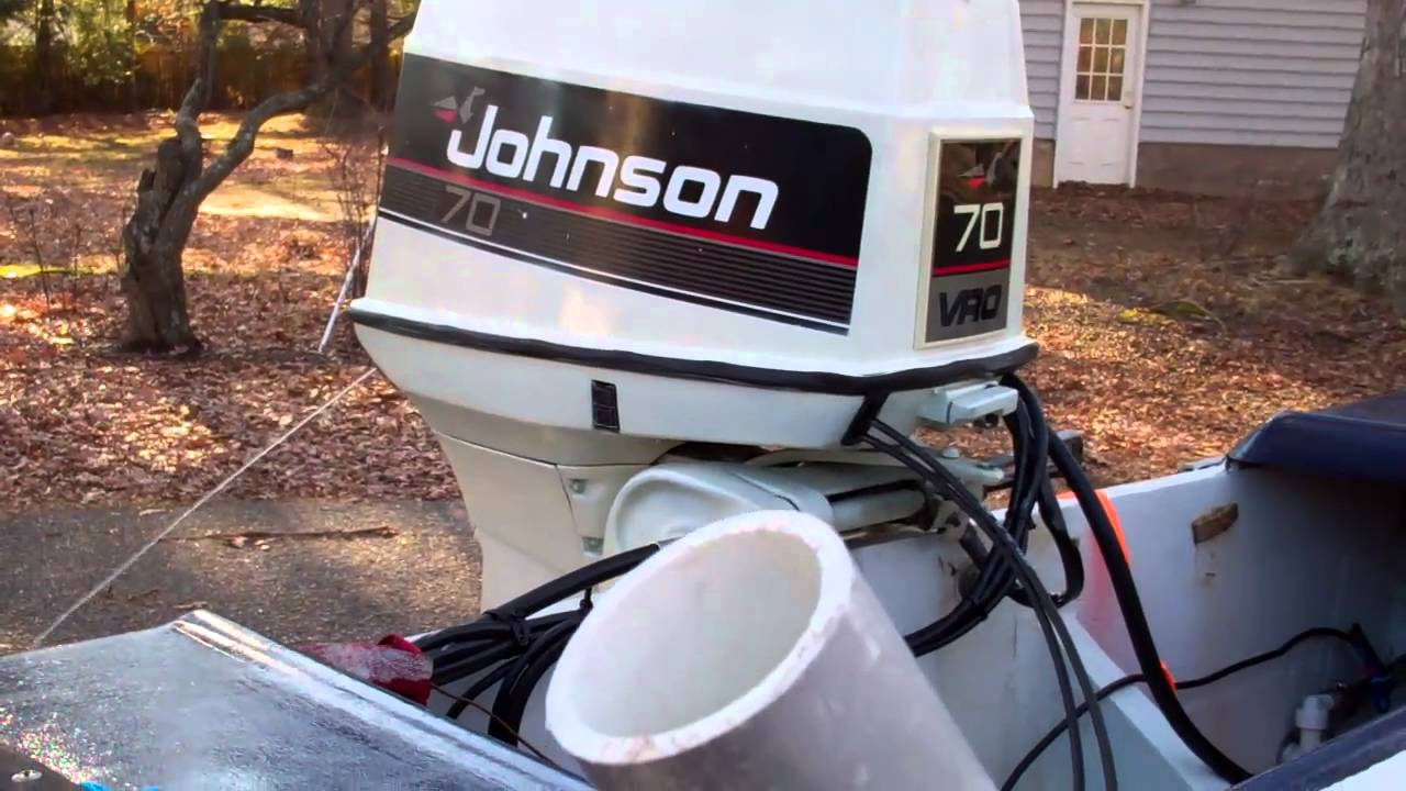 1960 evinrude boat 70hp johnson outboard starting youtube 1977 johnson 70 hp outboard motor manual 1975 Johnson 70 HP Outboard