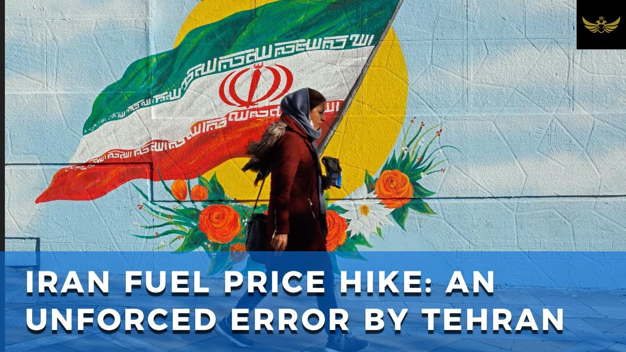 Fuel price hike in Iran opens the door for regime change agents