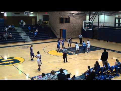 jv Girls Basketball Southeast - Quincy Senior High School