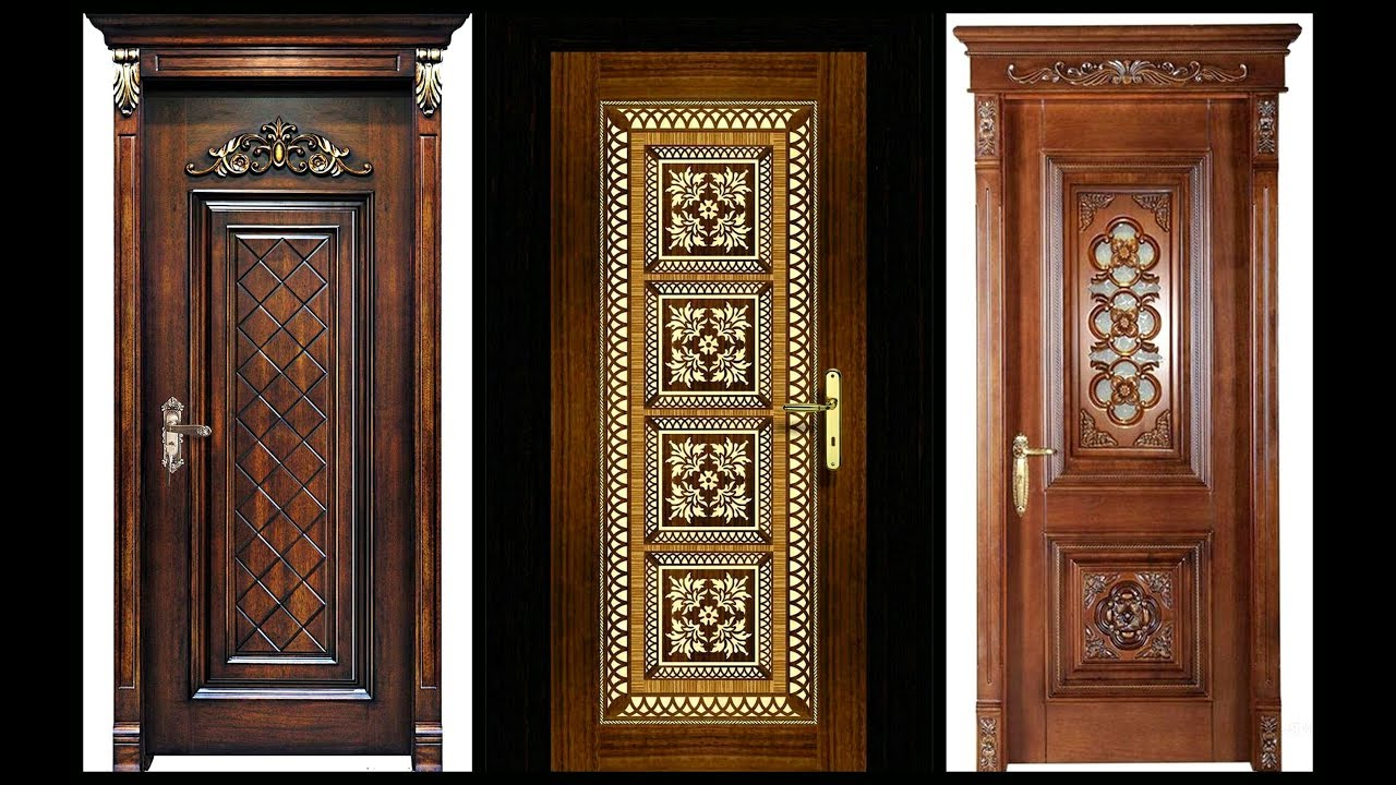 Top 35 modern wooden carved door designs for home 2018 plan n