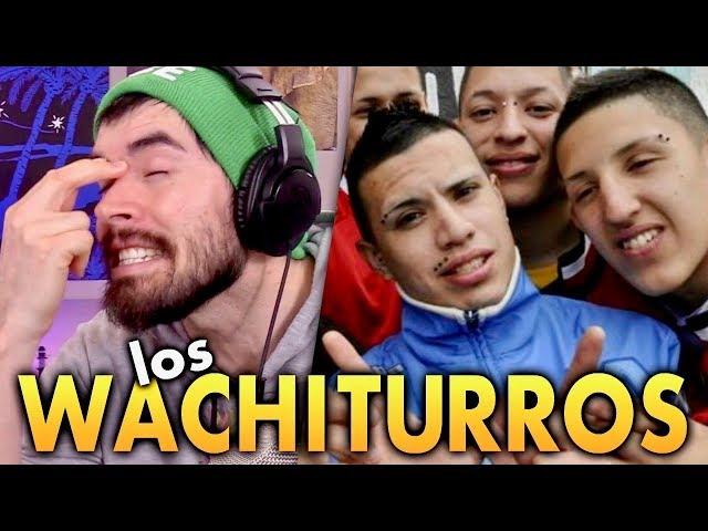 Joyitas Del Pasado: LOS WACHITURROS