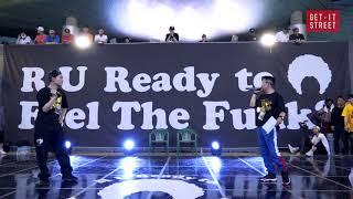 Masato & Locker Hwa / Locking Judge / Feel The Funk 2018