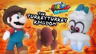 Super Mario Odyssey Plush Video - The TurkeyTurkey Kingdom