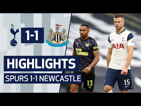 HIGHLIGHTS | SPURS 1-1 NEWCASTLE
