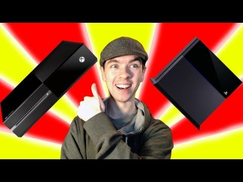 Jack Talks Back | XBOX ONE or PS4? Which am I getting? + GTA V HYPE!!!