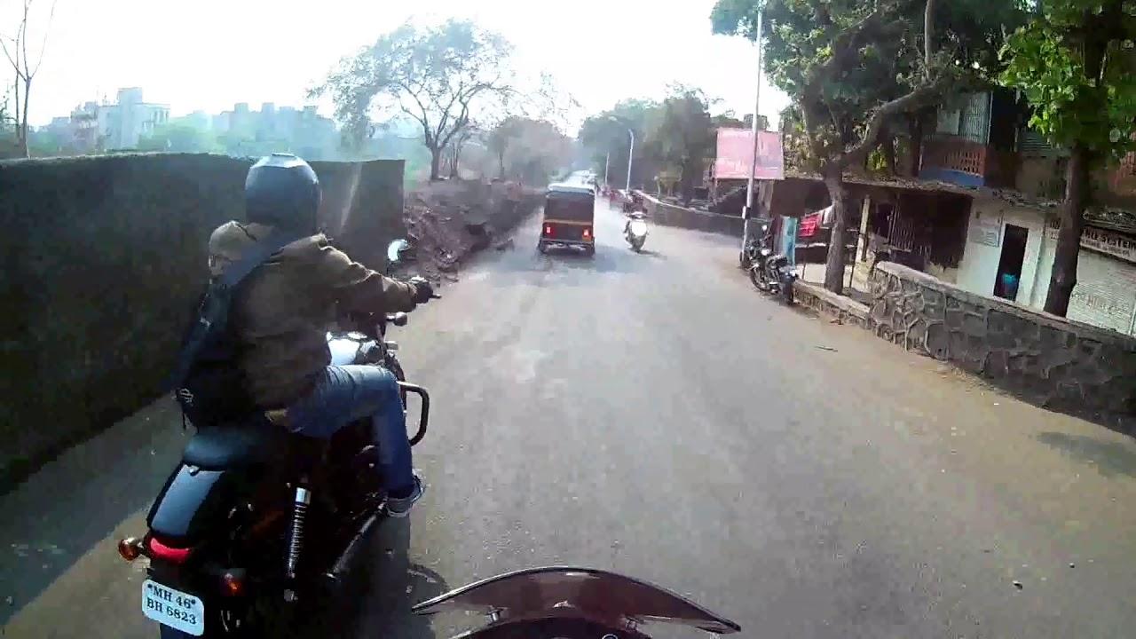 harley davidson street 750 2018 | Moto mio exhaust | calm riders | pure  sound backfire