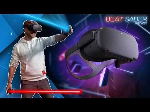 VR-Brille Ohne PC, Ohne Smartphone, Ohne Kabel: Oculus Quest Im Hands-on / Erster Test