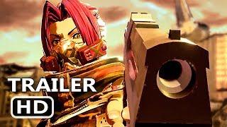 PS4 - Code Vein: Yakumo Shionome Trailer (2018)