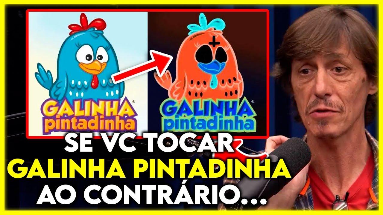 GALINHA PINTADINHA É DO DIABO?   Cortes Podcast