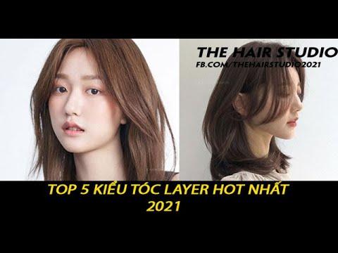5 kiểu tóc layer đẹp nhất cho các bạn nữ tết 2021😍Professionnal Hair cut#1 | Tổng quát những tài liệu nói về tên các kiểu tóc nữ mới cập nhật