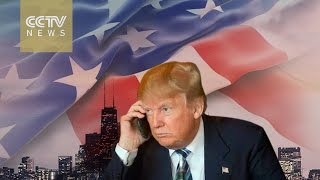 Discussion: Trump's gambit in taking a Taiwan call