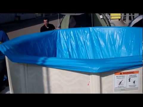 Interline zwembad inbouwen doovi for Zwembad zelf inbouwen