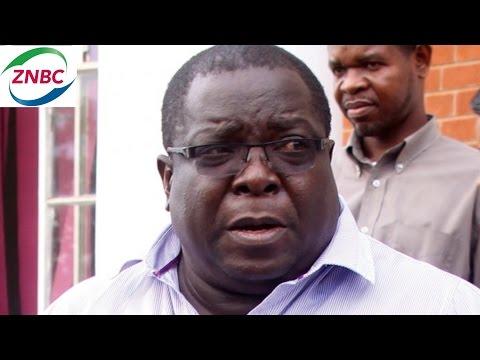 Zambian News  ZNBC Tv News 14 November 2016