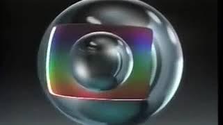 (MONTAGEM) Vinheta Pós Chamadas Rede Globo (1992) (V1)