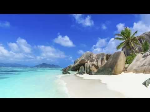 1H MUSIQUE RELAXANTE SUR LA PLUS BELLE PLAGE DU MONDE - Anse d'Argent au Seychelles - Relax'Tv