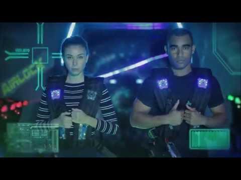 LaserTag Düsseldorf Briefing Video
