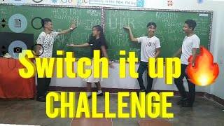 Switch it up challenge by Laavado