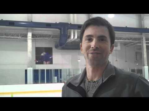 Champion Figure Skater Michael Weiss Presents Stars on Ice, Oct.1