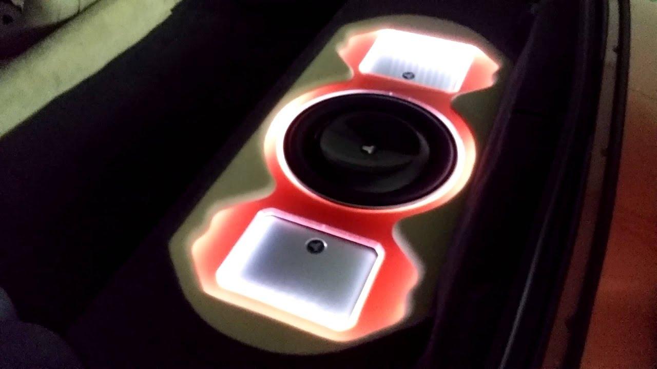 Corvette C6 Custom Audio System JL Audio Audison Morel