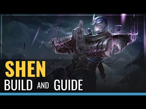 Shen Build and Guide - League of Legends