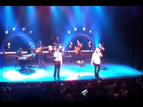 Maher Zain & Irfan Makki - I believe live