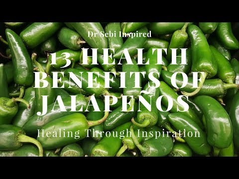 Dr Sebi Diet Cancer Fighting Alkaline Electric Food 13 Health Benefits of Jalapeños