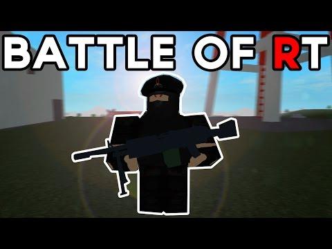 BATTLE OF RT!   Apocalypse Rising (4 Corners Minigame)