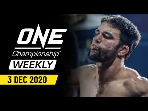 ONE Championship Weekly | 3 December 2020