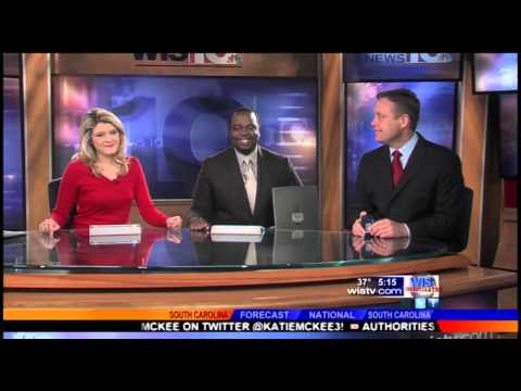 Producer Clip: News 10 Sunrise at WIS-TV 5-5:30am January 16, 2014