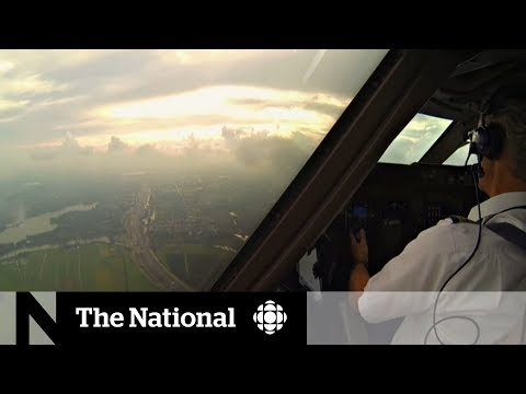 How a tired Air Canada pilot narrowly avoided a massive plane crash