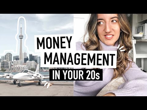 budgeting & personal finances in your 20s 💵| money management tips