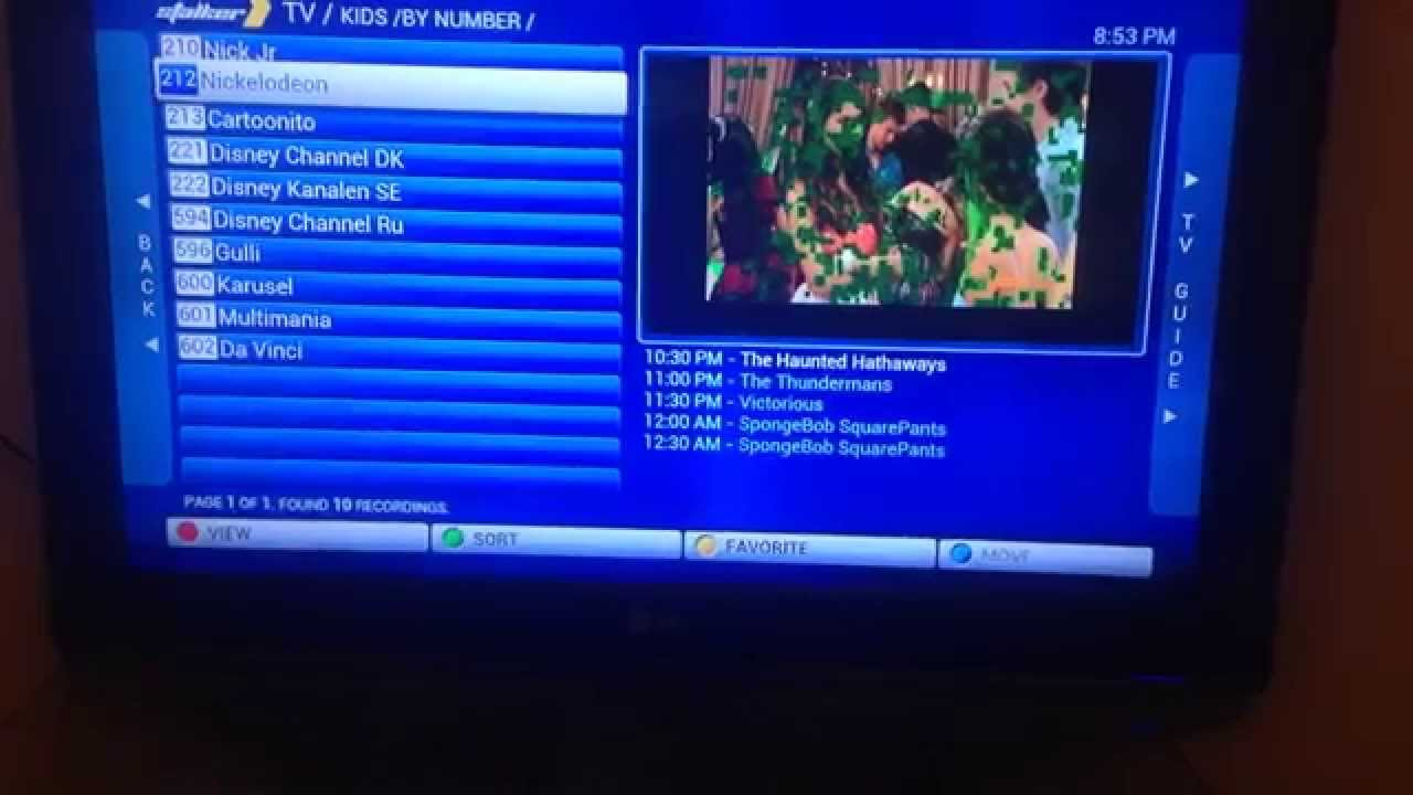 Mag 250 Emulator working with NTV MX subscribtion