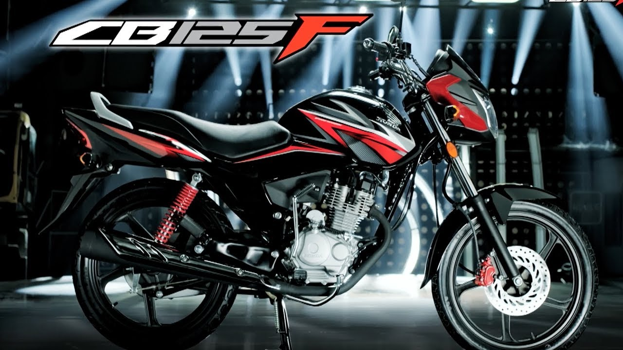 new honda 125 2019 launched in pakistan honda cb 125 f 2019 price in pakistan youtube. Black Bedroom Furniture Sets. Home Design Ideas