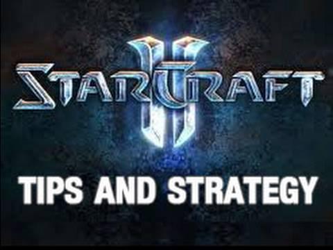 StarCraft II : Tips, Tricks and Strategies