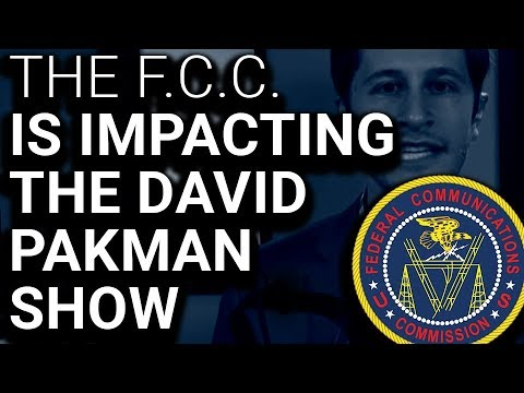 New FCC Rule Could DESTROY David Pakman Show