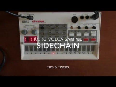 Lastest Volca Sample Tricks  Sidechain  YouTube