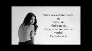 Selena Gomez - Nobody (sub. en español) |HD|