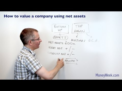 How to value a company using net assets - MoneyWeek Investme