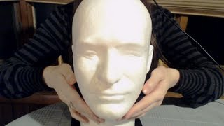 [ASMR] Mannequin Head Massage thumbnail