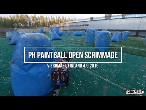 PH Paintball Open Scrimmage 4.9.2019