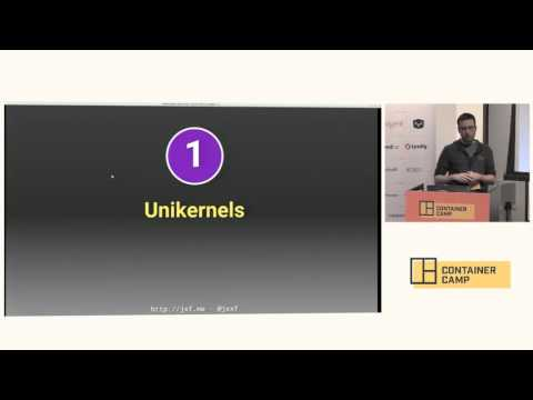Unikernels: Practical Advice for Juggling Chainsaws