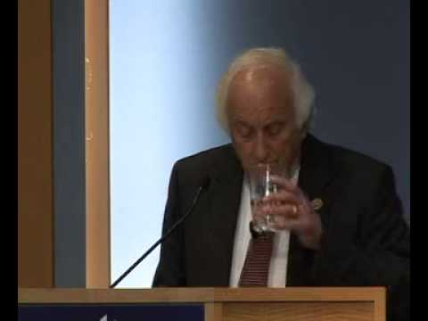 Rep. Sander Levin: Challenges and Opportunities of International Trade