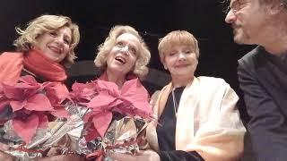 Lucia Poli, Milena Vukotic, Marilù Prati, al Teatro Giotto di Vicchio