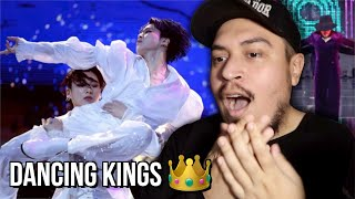 BTS MMA 2020 Performance REACTION [Black Swan, ON, Life Goes On, Dynamite]