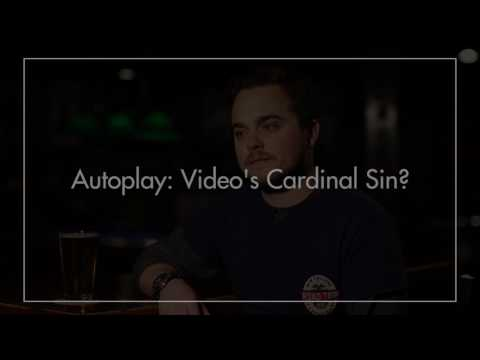 QOTD: Is autoplay video's cardinal sin? | Sponsored by Parse.ly