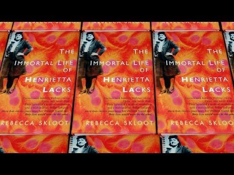 "Science & Story: Rebecca Skloot - ""The Immortal Life of Henrietta Lacks"""