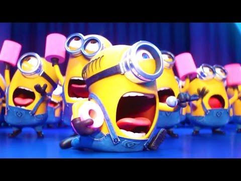 Despicable Me 3 Trailer Minions Dance - Official 2017 Movie Clip