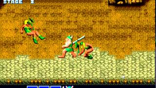 Golden Axe - -Level 2 - User video
