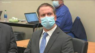 Derek Chauvin appeals Floyd death conviction